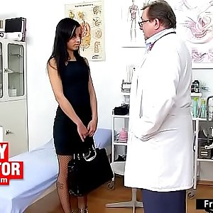 Homemade porn with plumper Czech Inexperienced Alice