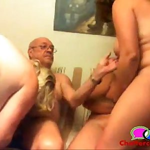 Grandads Gangbang Part Deux - Chattercams.net