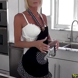 What if your hot blonde stepmother is a nymphomaniac