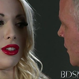 BDSM XXX Masked subs are put to the test by strong dominant Doms