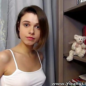 Young Libertines - Hot intense fucking Carmen Fox jizz flow teen pornography