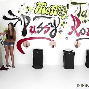 Sex On Camera For Some Money With Horny Girl (Kimmy Granger&Kelly Greene) video-12