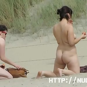 Rousing nude beach voyeur spy cam video beach sex scenes