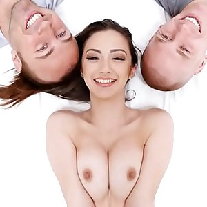 Step Sister Tricked By Brothers into Gangbang -  Lily Jordan