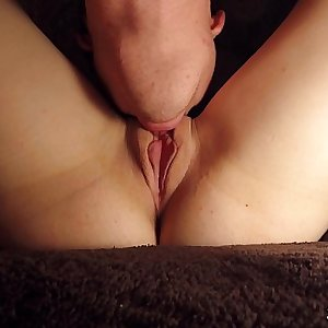 4K Close Up Vagina Slurping with Intense Orgasm and Hard Fuck - Youthful Amateur Secret Muffin