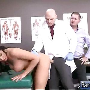 Horny Patient (austIn lynn) Bang With Doctor In Hard Style Scene vid-05
