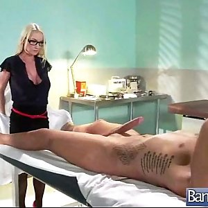 Horny Patient (madison scott) Fucks With Dirty Mind Doctor vid-15