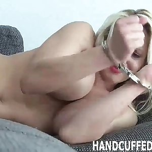 I thought I would like wearing handcuffs at very first JOI