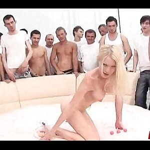 whore gangbanged by 50 dudes 031