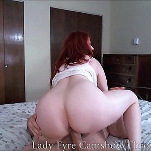 Lady Fyre Cum Facial Throwback Webcam showcase