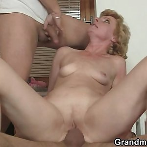 She gives her old vagina as a payment