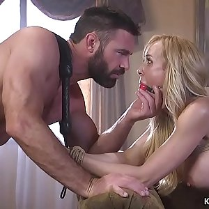 Awarded big tits Milf banged by her admirer