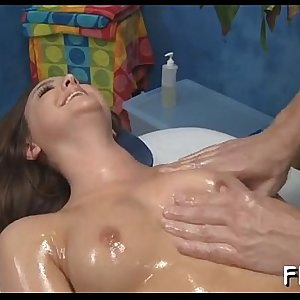 Carnal massage clip